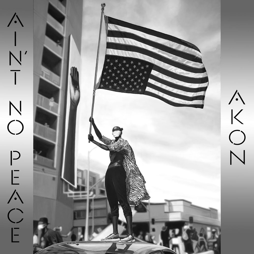 ALBUM: Akon – Ain't No Peace