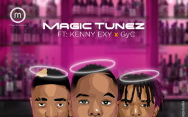 Magic Tunez Ft. Kenny Exy & GyC - Commando