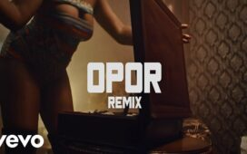 VIDEO: Rexxie Ft. Zlatan & LadiPoe – Opor (Remix)