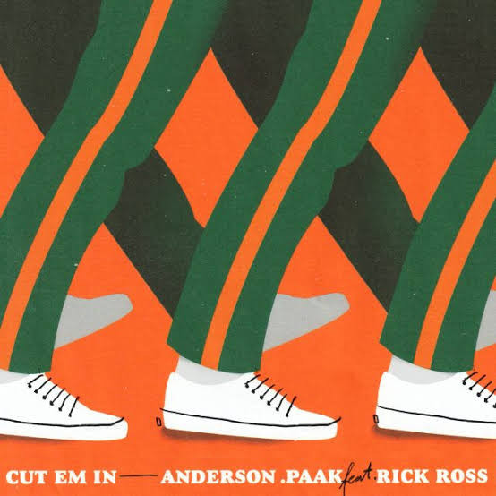 Anderson .Paak Ft. Rick Ross – Cut Em In