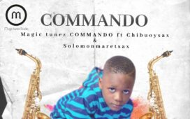 Magic Tunez Ft. Kenny Exy & GyC – Commando (Saxophone Version)