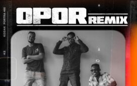 Rexxie Ft. Zlatan & LadiPoe – Opor (Remix)