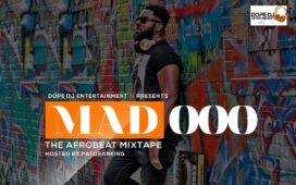 Cool Dj Jamstar – Madooo (The Afrobeat Mixtape)