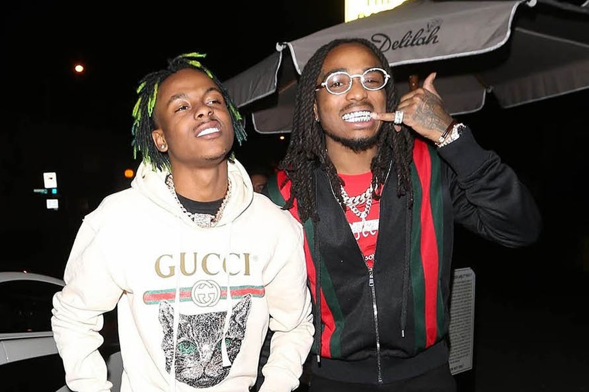 Rich The Kid Ft. Quavo & Takeoff – Too Blessed