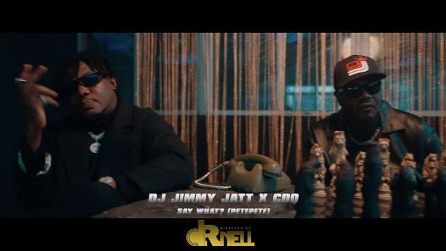 Dj Jimmy Jatt Ft. Cdq Say What (petepeté)