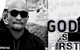 Prudwayne God Is First