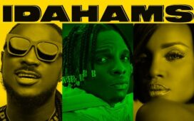 Idahams Ft. Peruzzi & Seyi Shay – Shima (Remix)