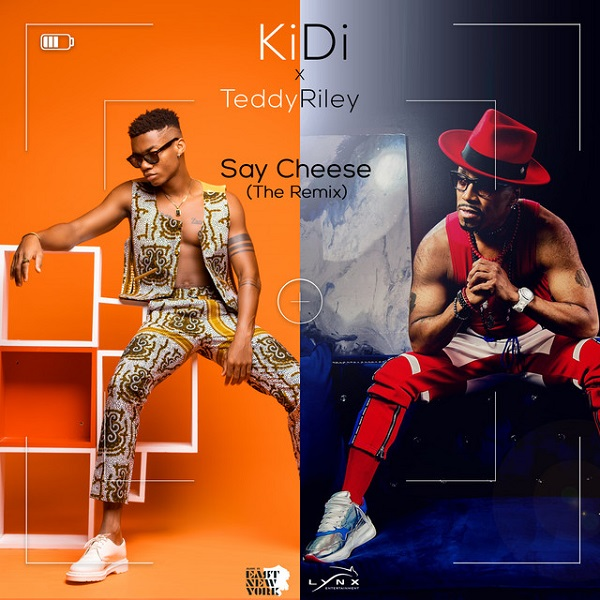 KiDi Ft. Teddy Riley - Say Cheese (Remix)