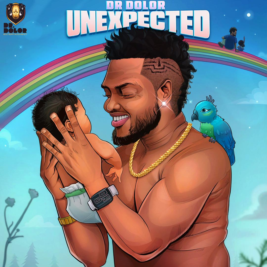 ALBUM: Dr Dolor – Unexpected