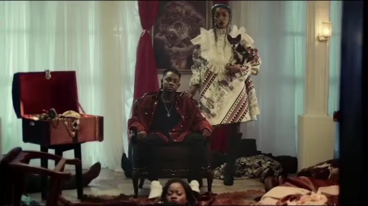 VIDEO: Omah Lay – Damn