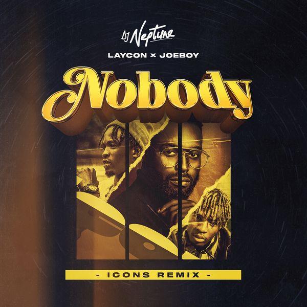 DJ Neptune Ft. Joeboy & Laycon – Nobody (Icon Remix)