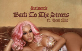 Saweetie Ft. Jhené Aiko – Back To The Streets