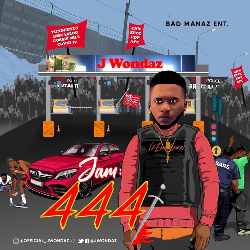J-Wondaz - 444