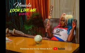 VIDEO: Niniola – Look Like Me