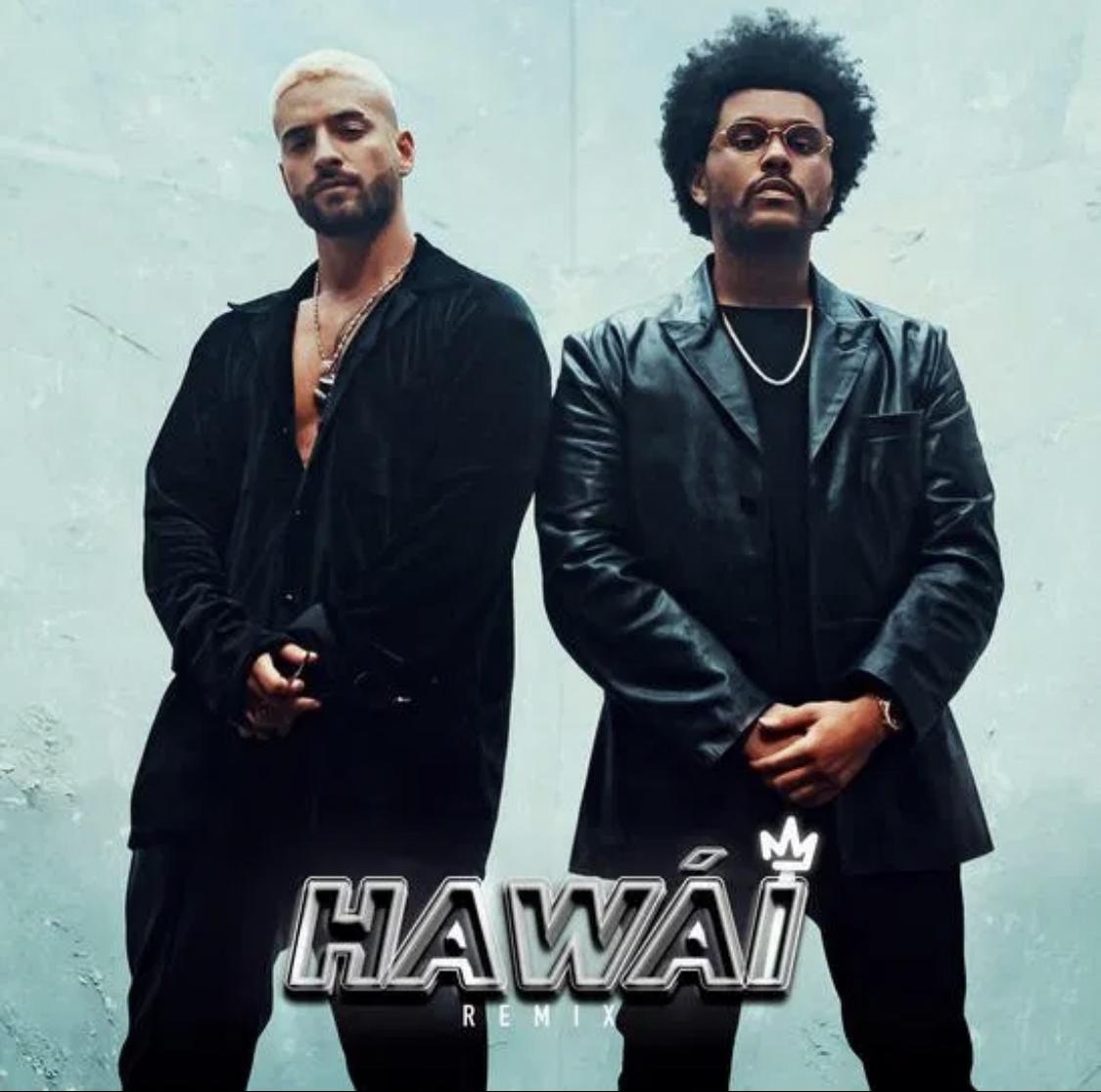 Maluma Ft. The Weeknd – Hawài (Remix)