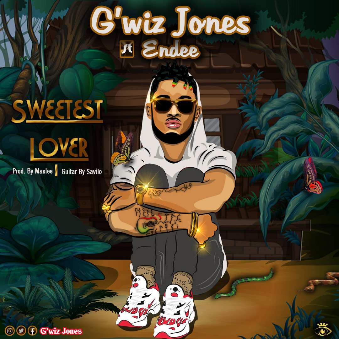 G'Wiz Ft. Endee - Sweetest Lover