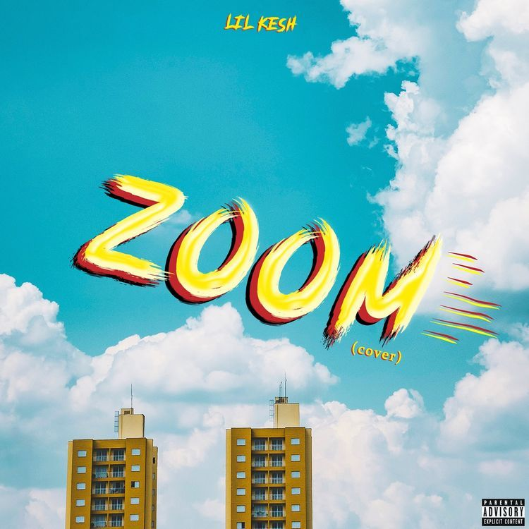 Lil Kesh – Zoom (Cheque's Cover)