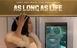 Vybz Kartel Ft. Lisa Mercedez – As Long As Life