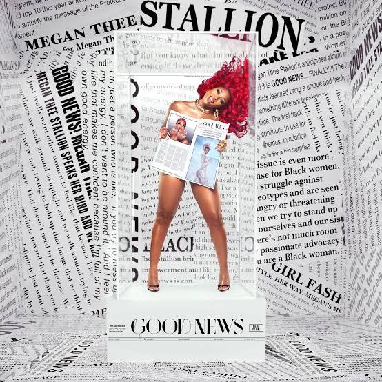 ALBUM: Megan Thee Stallion – Good News