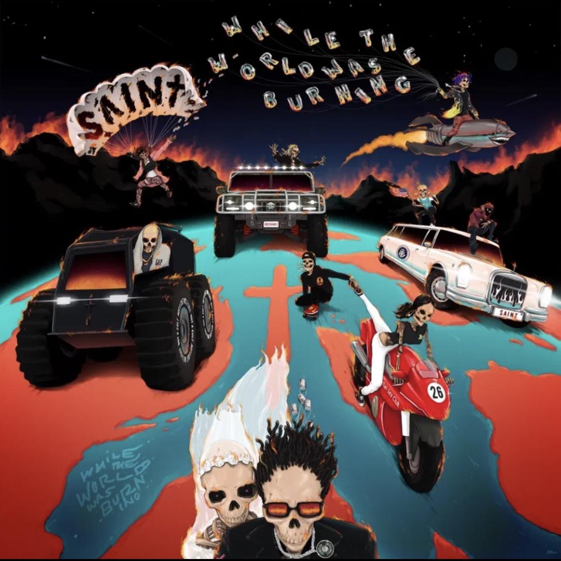 SAINt JHN Ft. Kanye West – Smack DVD