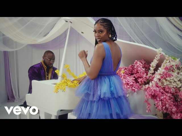 VIDEO: Tiwa Savage Ft. Davido – Park Well