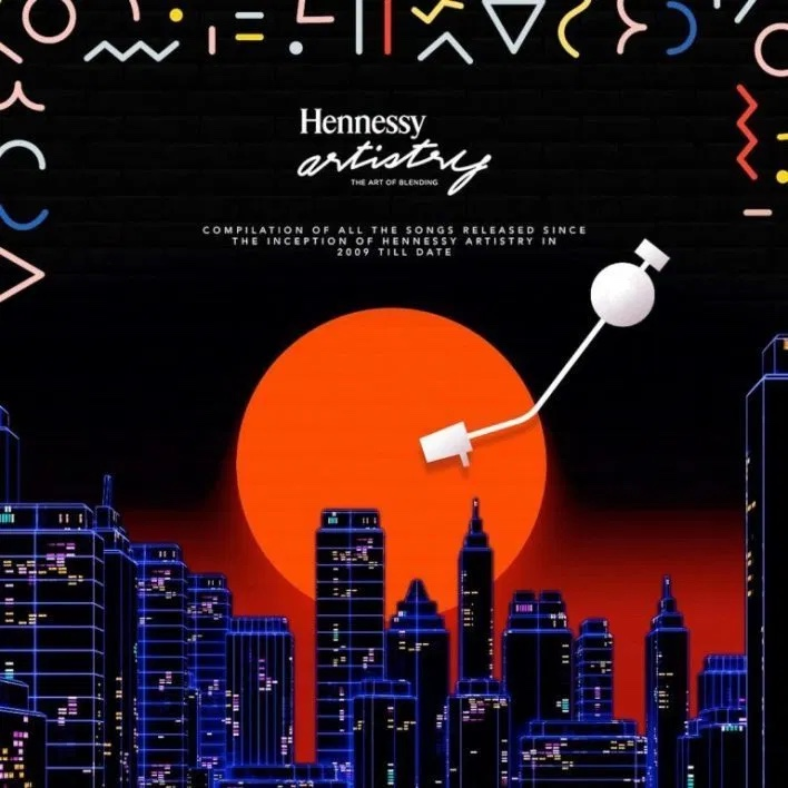 Hennessy Ft. Patoranking, Olamide & Falz – Please Don't Leave Me