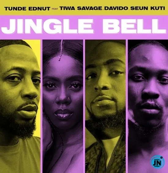 Tunde Ednut Ft. Davido, Tiwa Savage & Seun Kuti – Jingle Bell