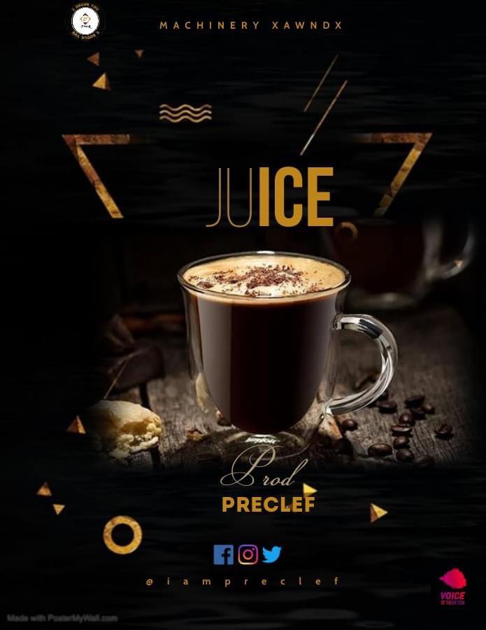 Preclef - Juice (Afrobeat Instrumental)