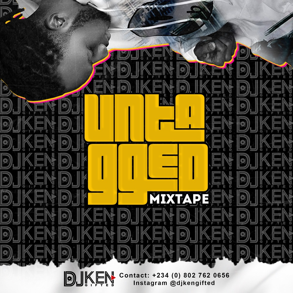 DJ Ken Gifted - Untagged