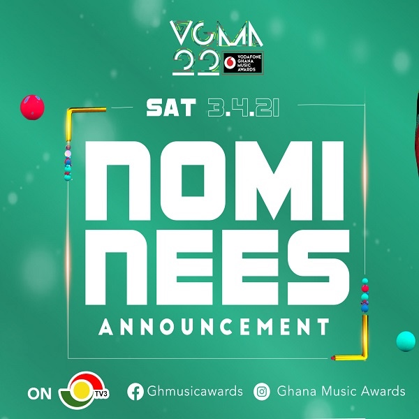 Full Nominees List For The VGMA 2021