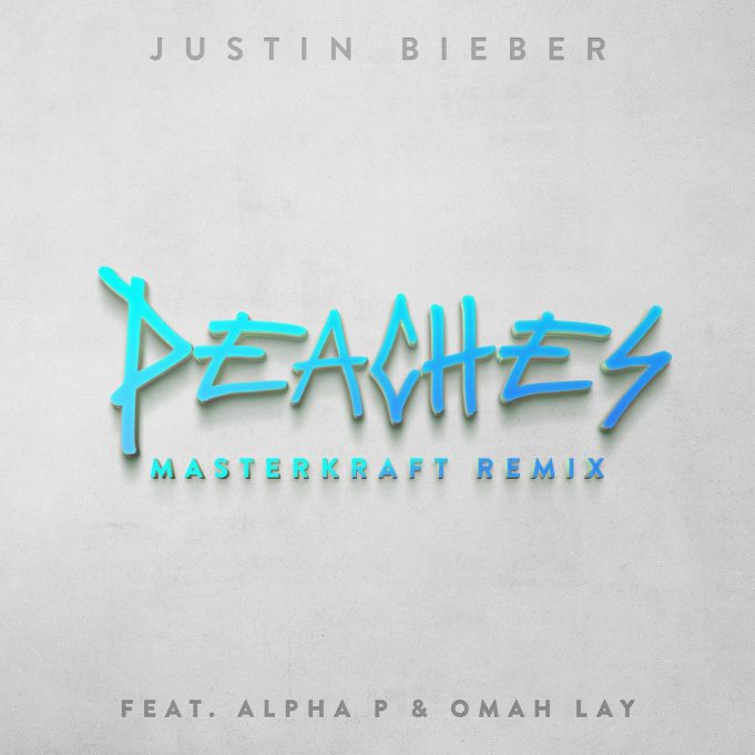 Justin Bieber, Alpha P & Omah Lay – Peaches (Masterkraft Remix)