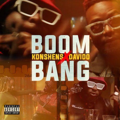 Konshens Ft. Davido – Boom Bang