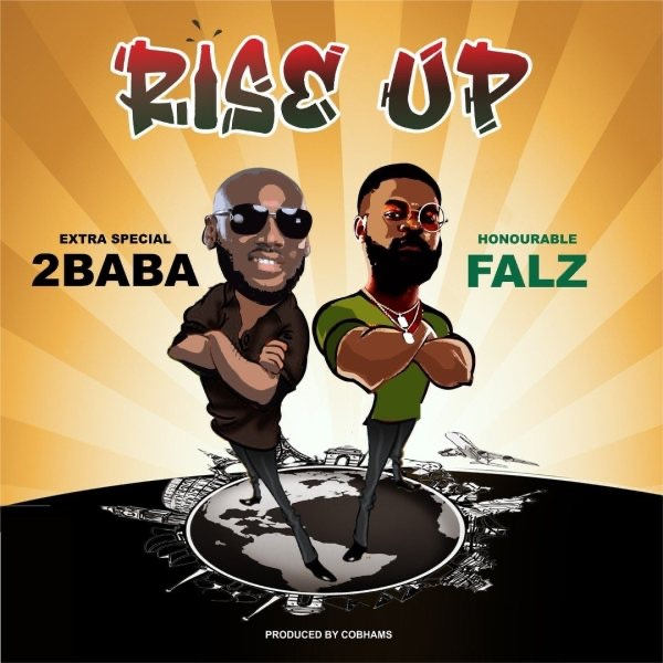 2Baba Ft. Falz – Rise Up