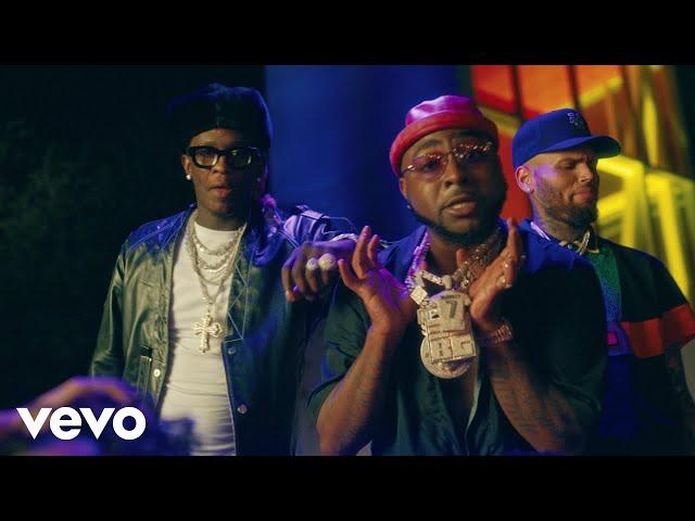 VIDEO: Davido Ft. Young Thug & Chris Brown– Shopping Spree