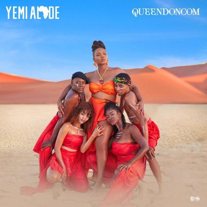 EP: Yemi Alade – Queendoncom